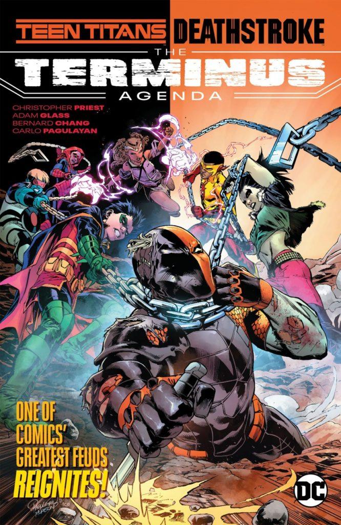 Teen Titans/Deathstroke: The Terminus Agenda
