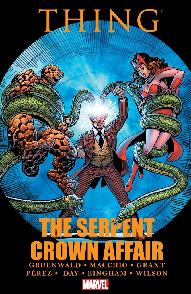 The Thing: The Serpent Crown Affair