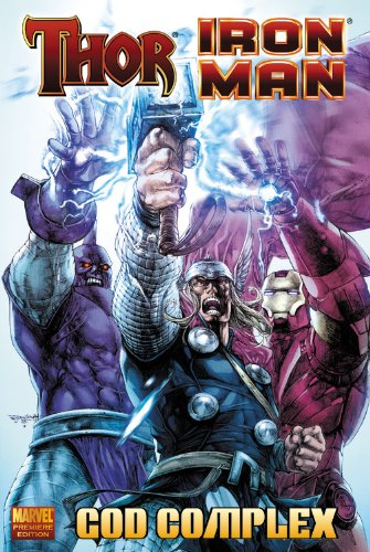 Thor/Iron Man: God Complex