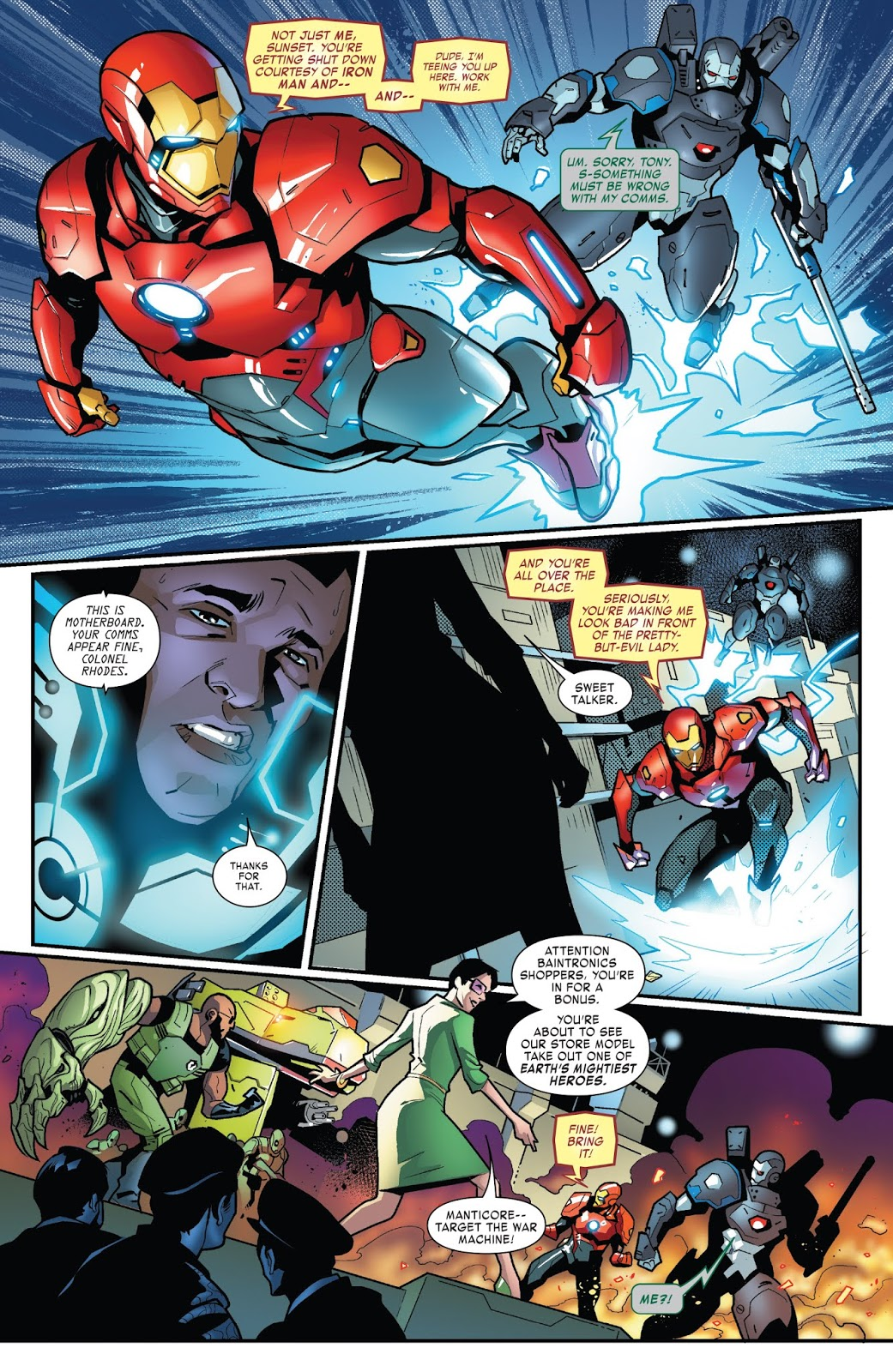 Tony Stark Iron Man Self-Made Man review