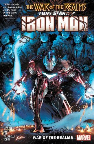 Tony Stark, Iron Man: The War of the Realms