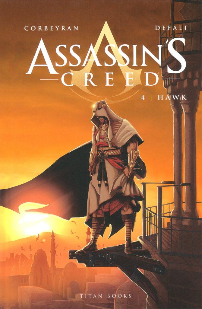 Assassin's Creed 4: Hawk