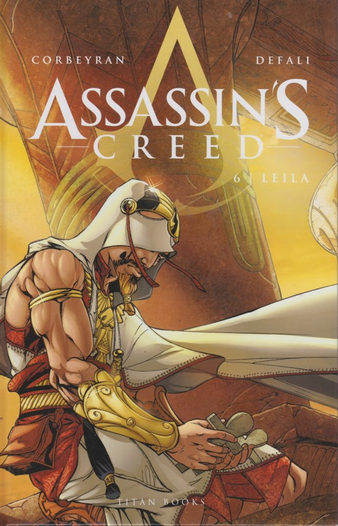 Assassin's Creed 6: Leila