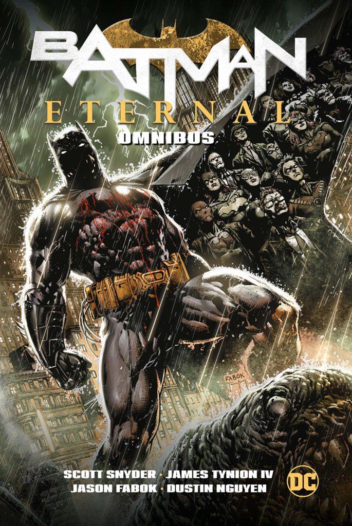 Batman Eternal Omnibus