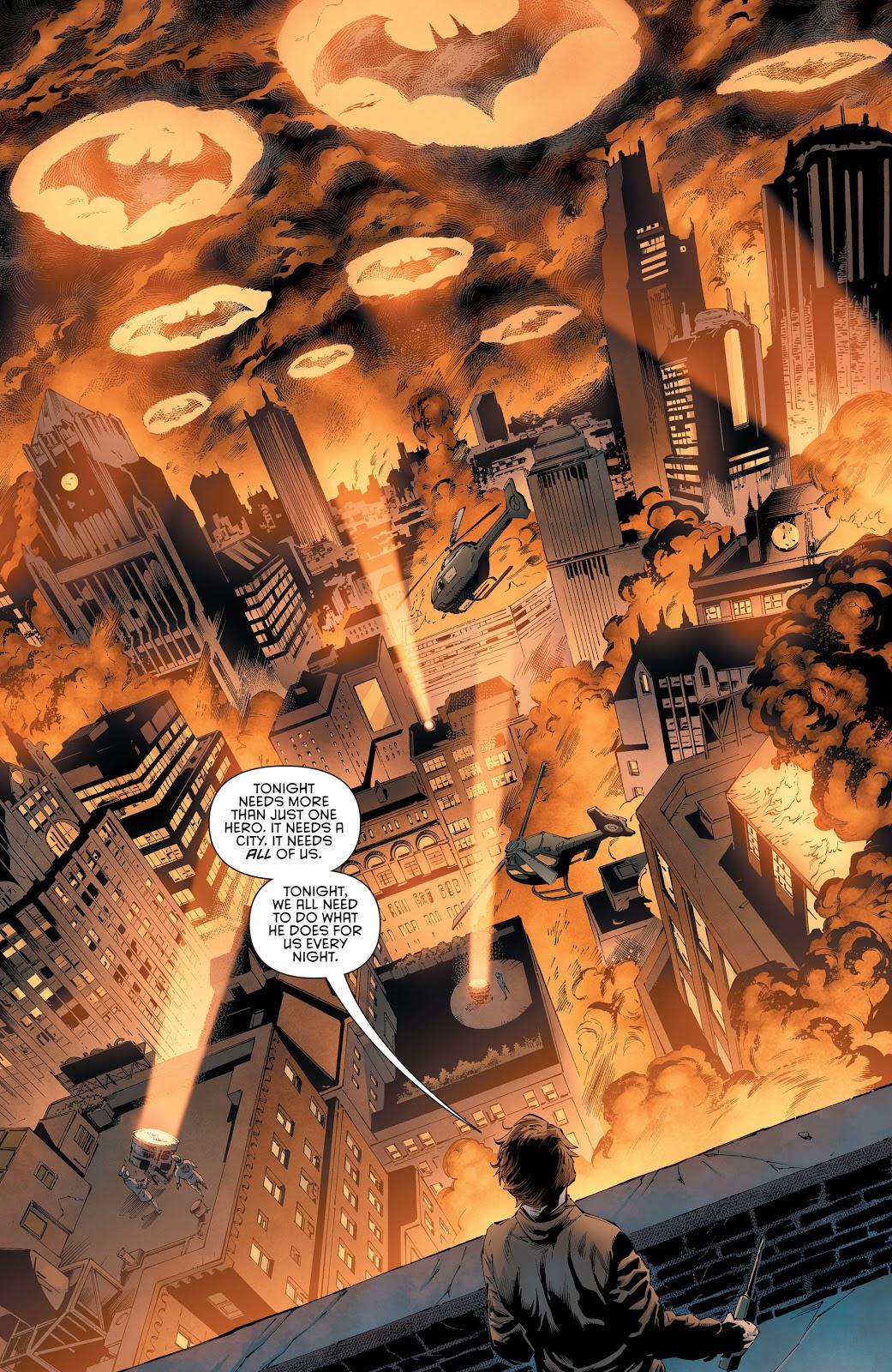 Batman Eternal Omnibus review