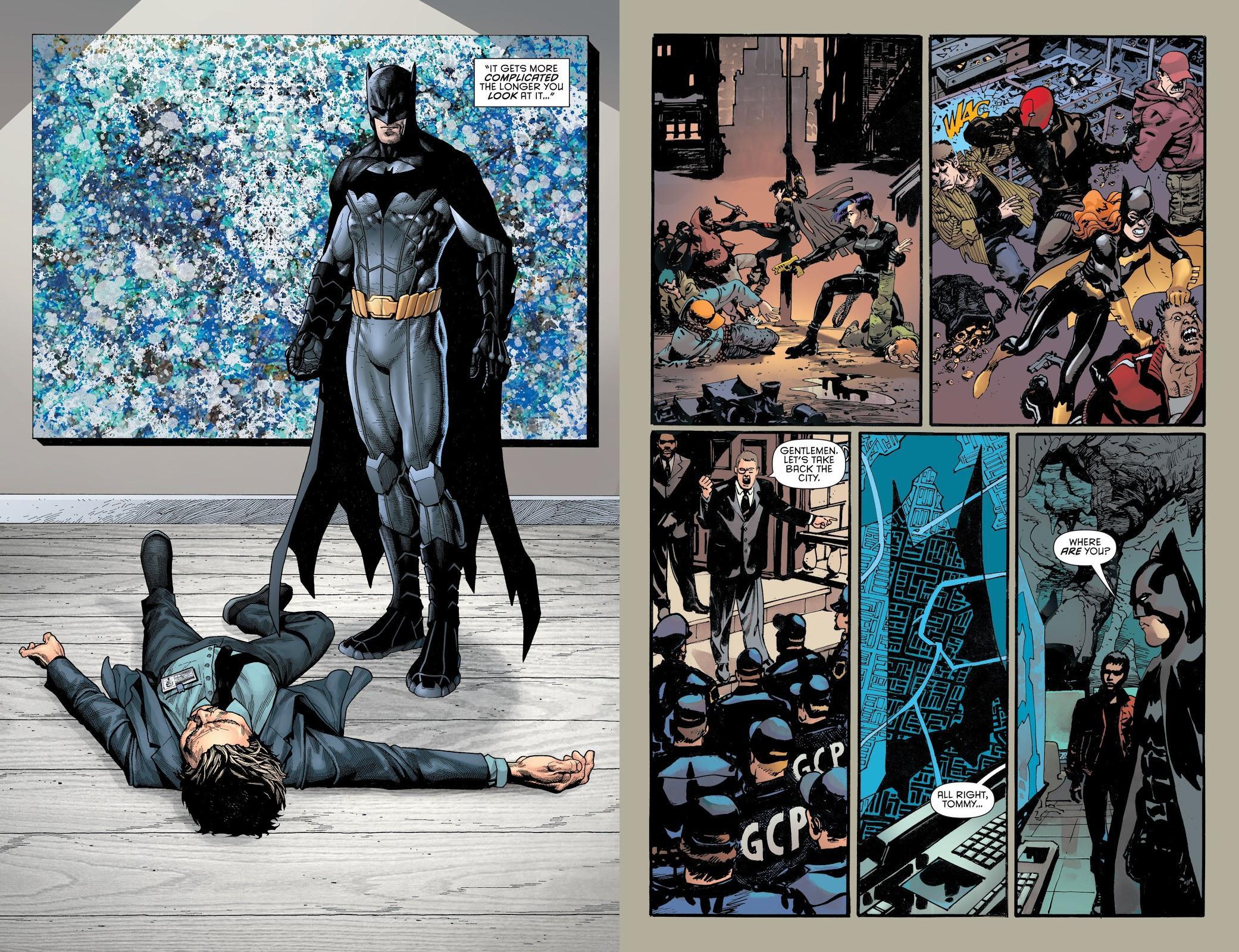 Batman Eternal Volume 2 review