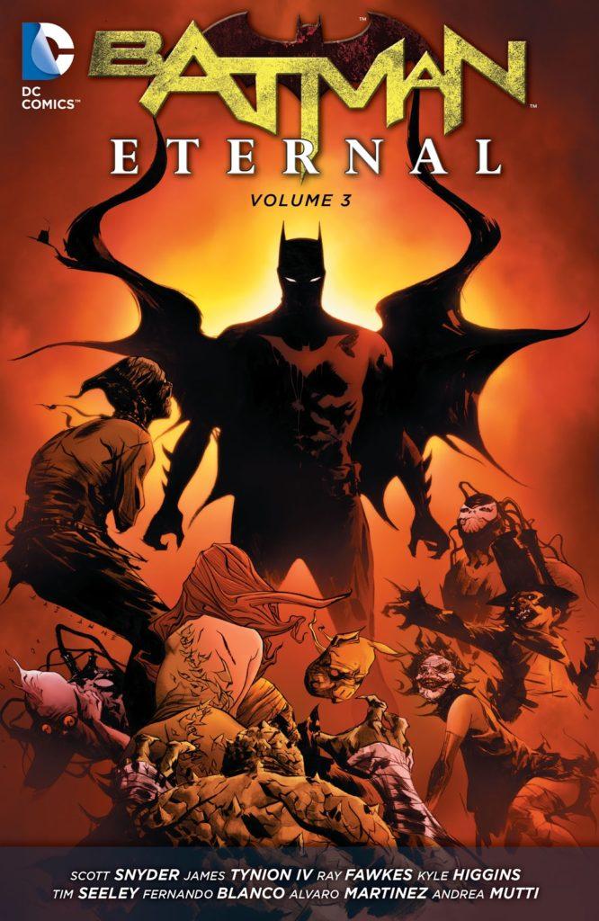 Batman Eternal Volume 3