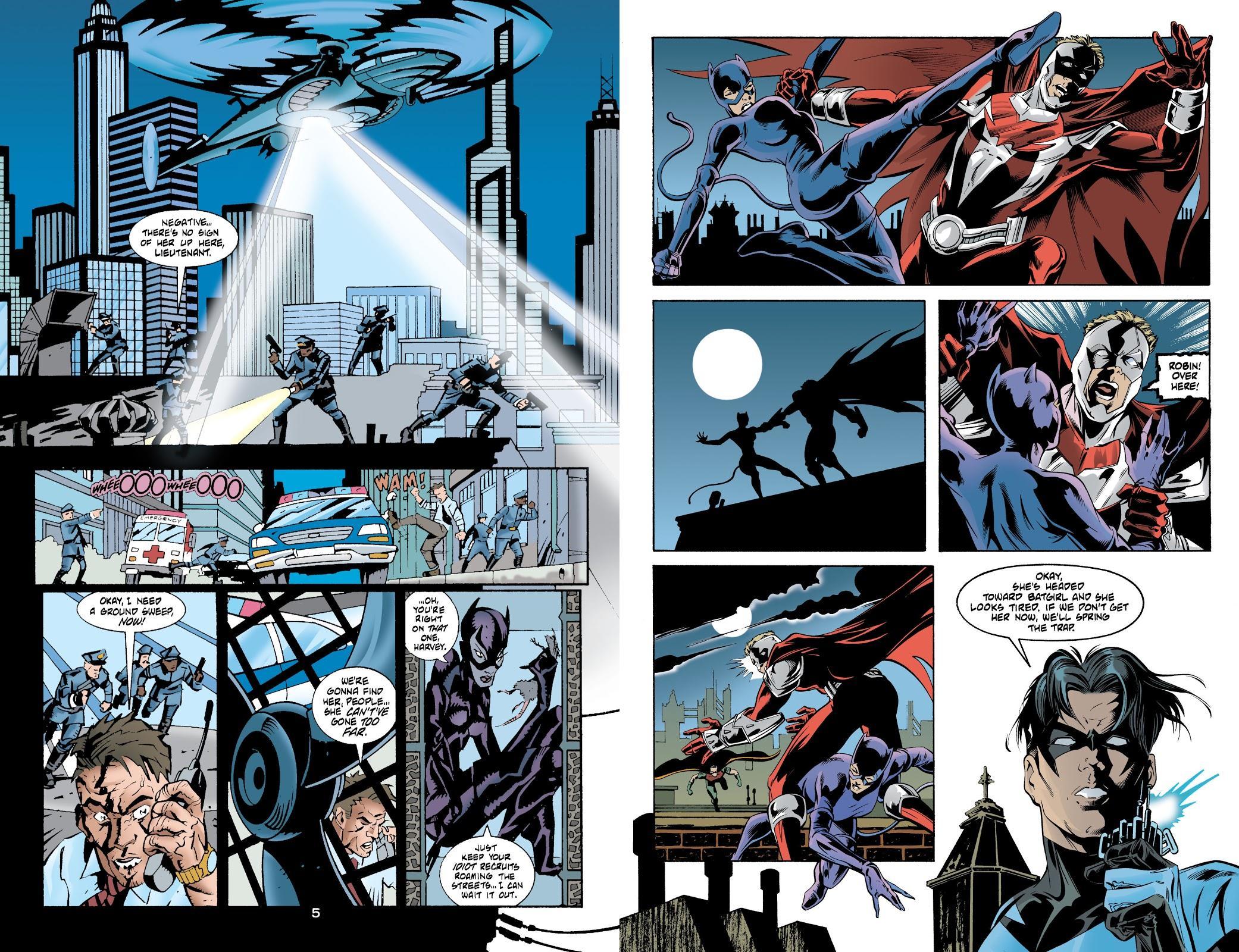 Batman Officer Down review