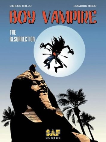 Boy Vampire 1: The Resurrection