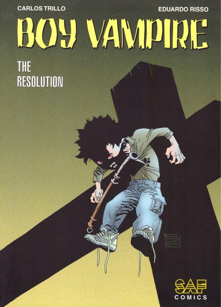 Boy Vampire 4: The Resolution