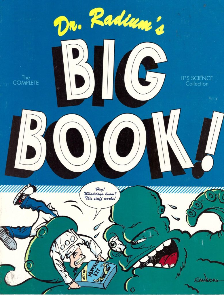 Dr Radium's Big Book!: The Complete It's Science Collection