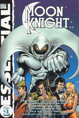 Essential Moon Knight Vol. 1