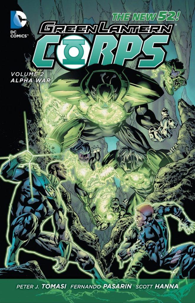 Green Lantern Corps: Alpha War