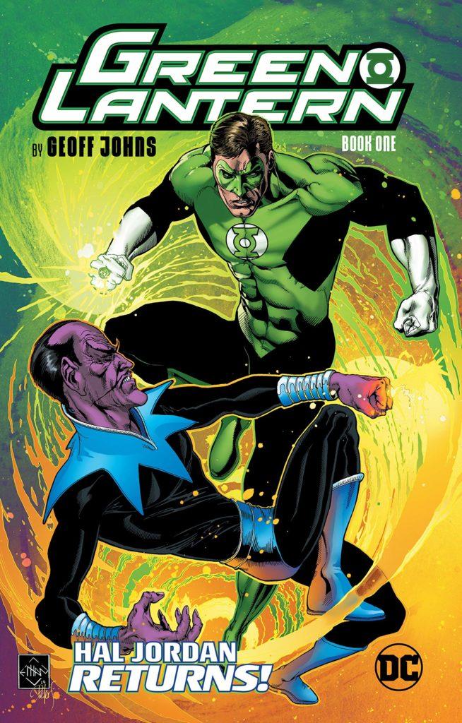 Green Lantern by Geoff Johns Book One: Hal Jordan Returns!