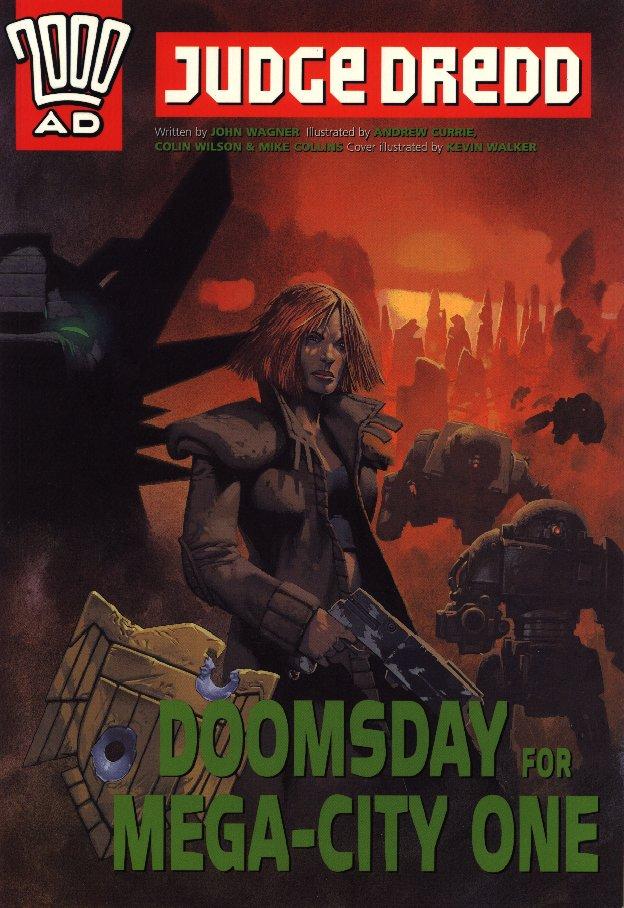 Judge Dredd: Doomsday for Mega-City One