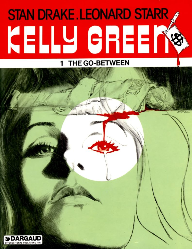 Kelly Green 1: The Go-Between