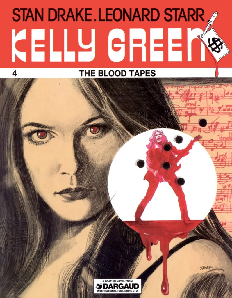 Kelly Green 4: The Blood Tapes