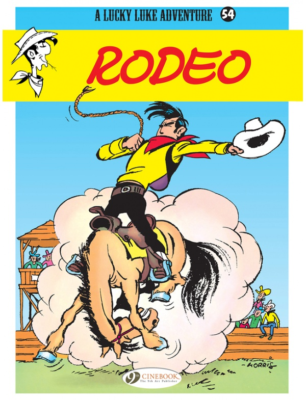 Lucky Luke: Rodeo