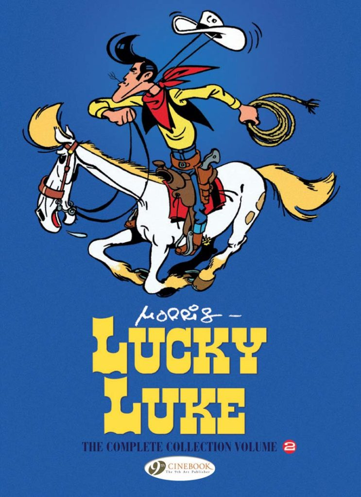 Lucky Luke: The Complete Collection Volume 2