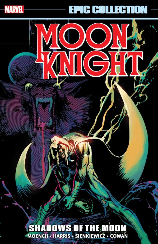 Marvel Epic Collection: Moon Knight – Shadows of the Moon