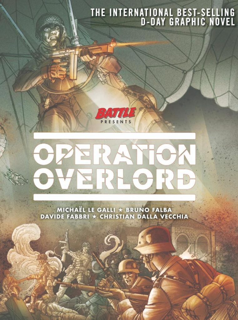 Battle Presents Operation Overlord
