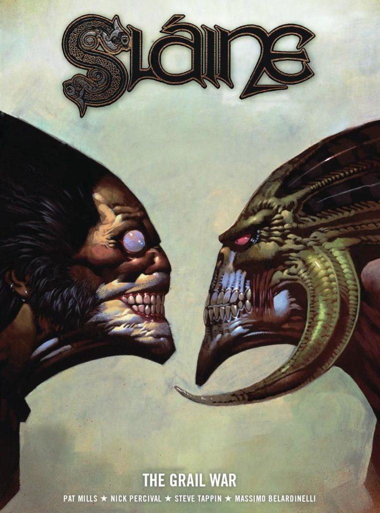 Sláine: The Grail War