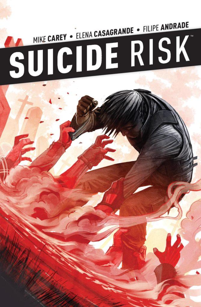 Suicide Risk Volume Four: Jericho