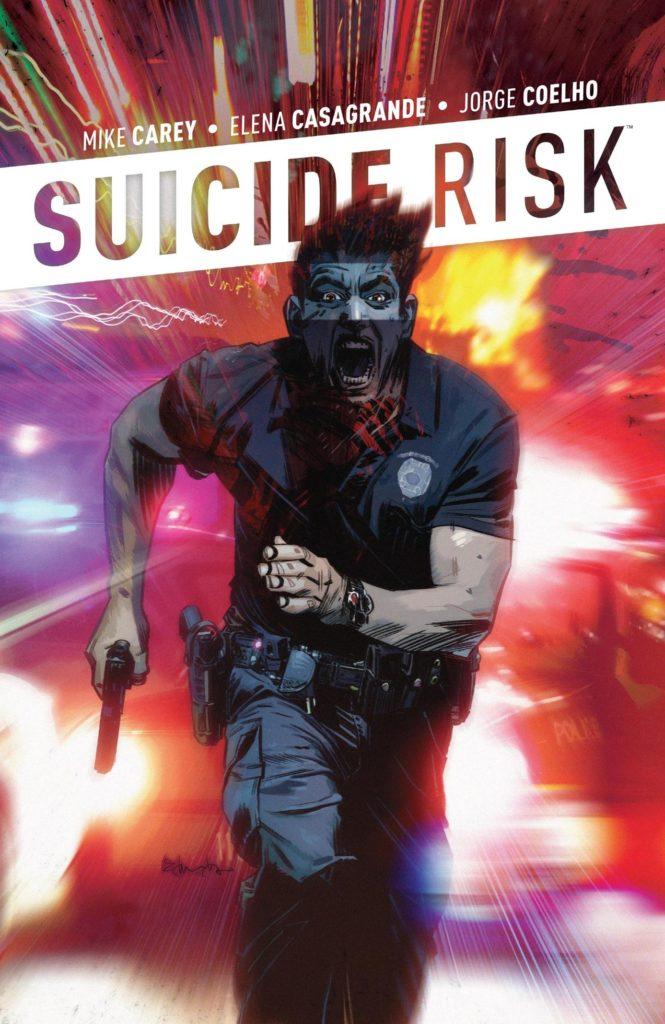 Suicide Risk Volume Three: Seven Walls and a Trap