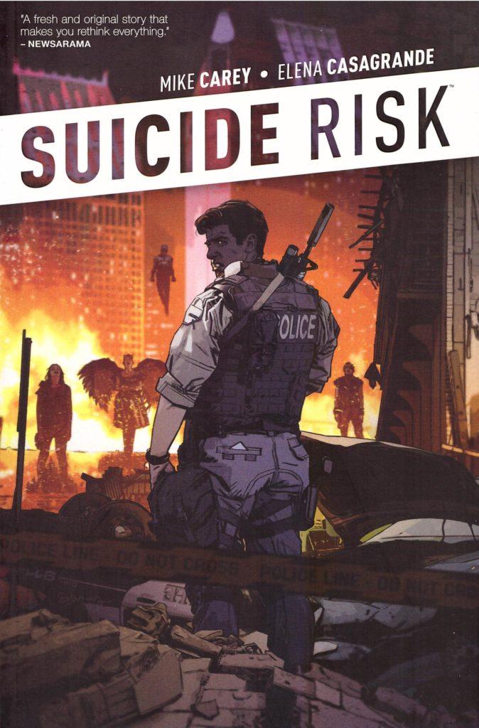 Suicide Risk Volume One: Grudge War