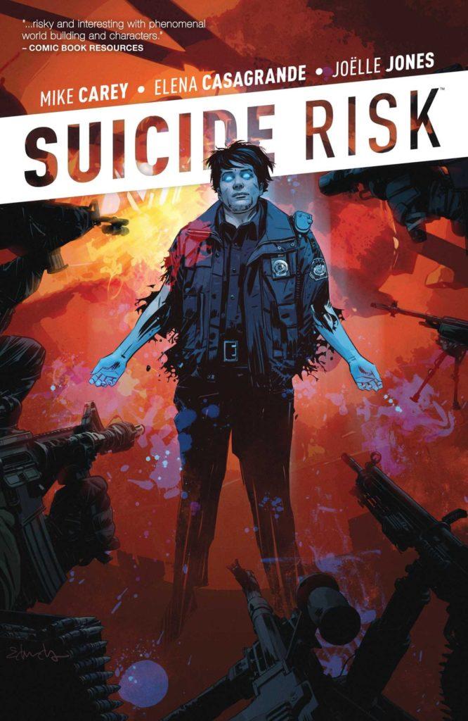 Suicide Risk Volume Two: Nightmare Scenario