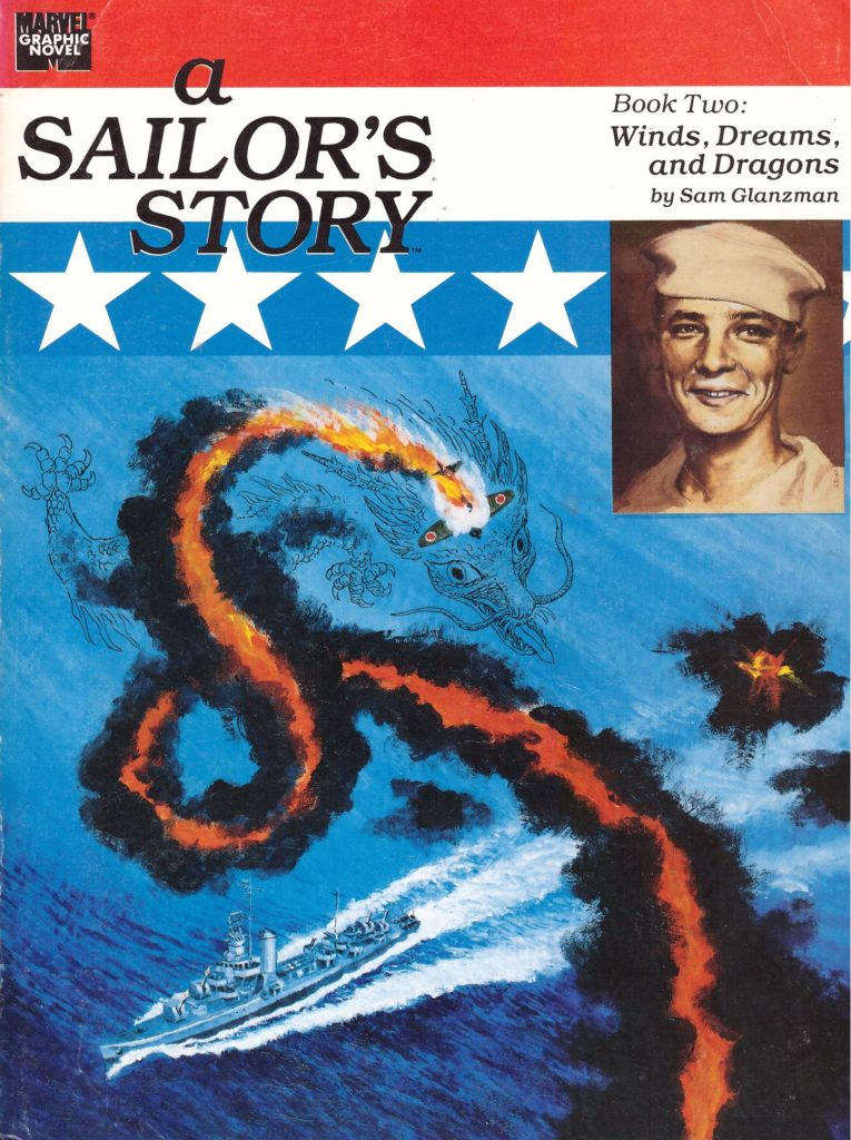 A Sailor's Story Book Two: Winds, Dreams and Dragons