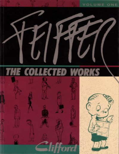 Feiffer: The Collected Works Volume One – Clifford