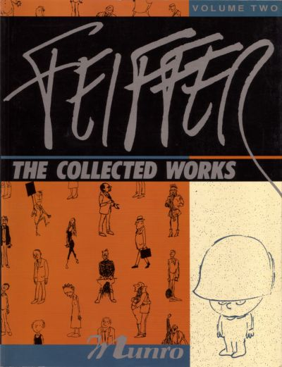 Feiffer: The Collected Works Volume Two – Munro