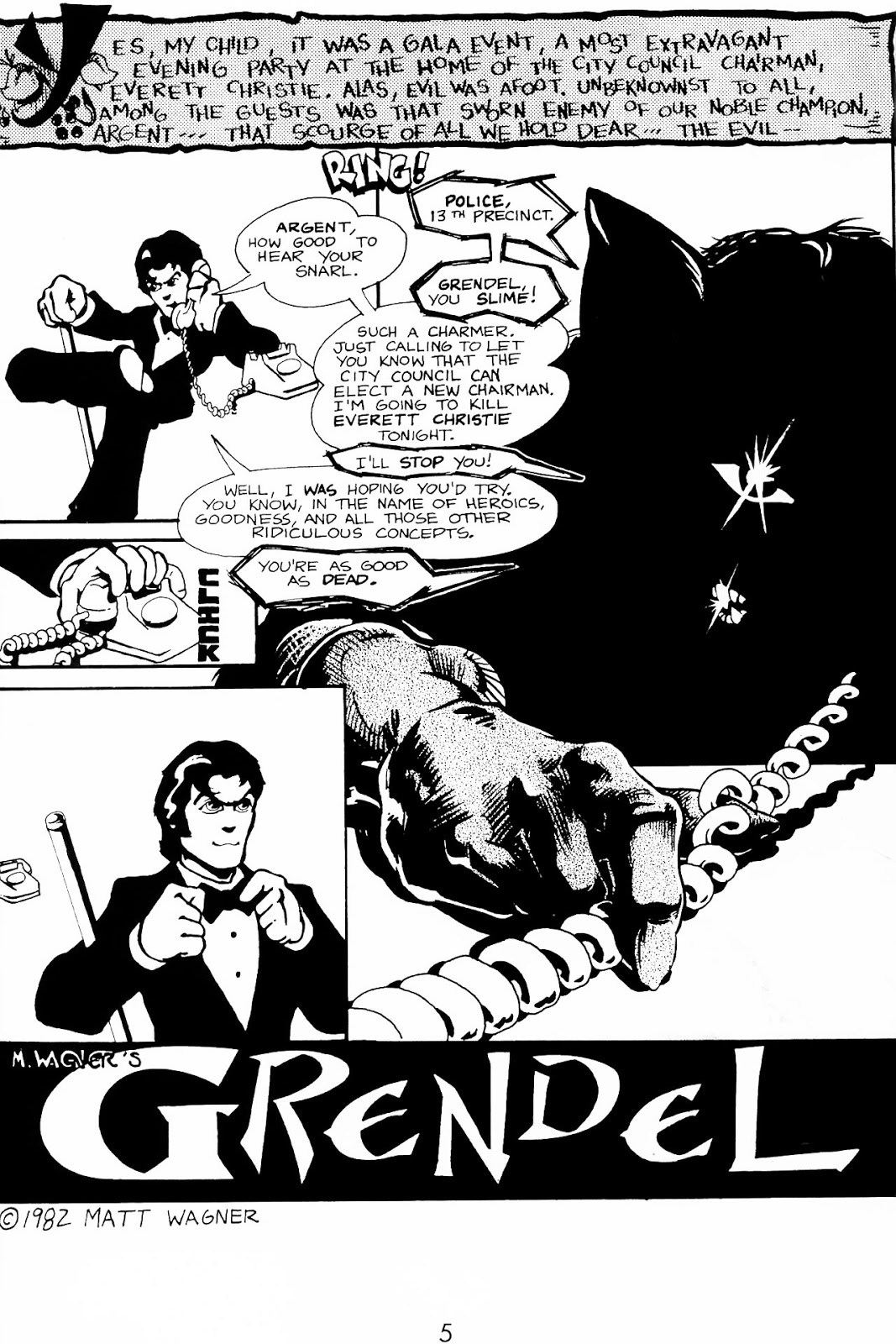 Grendel Archives review