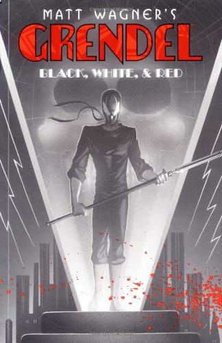 Grendel: Black, White & Red