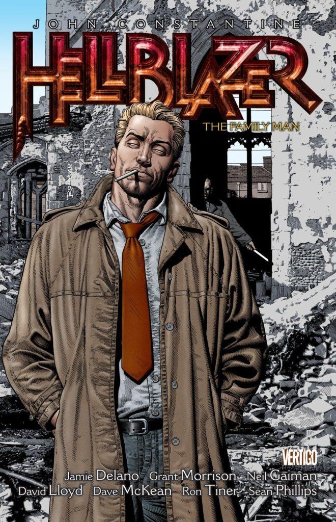 Hellblazer: The Family Man