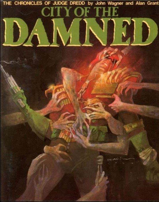 Judge Dredd: City of the Damned