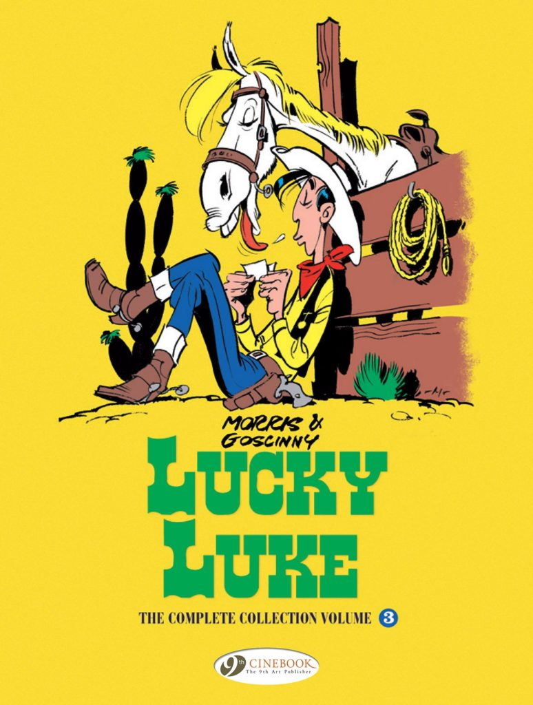 Lucky Luke: The Complete Collection Volume 3