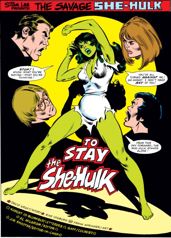 Marvel Masterworks Savage She-Hulk 2 review sample image