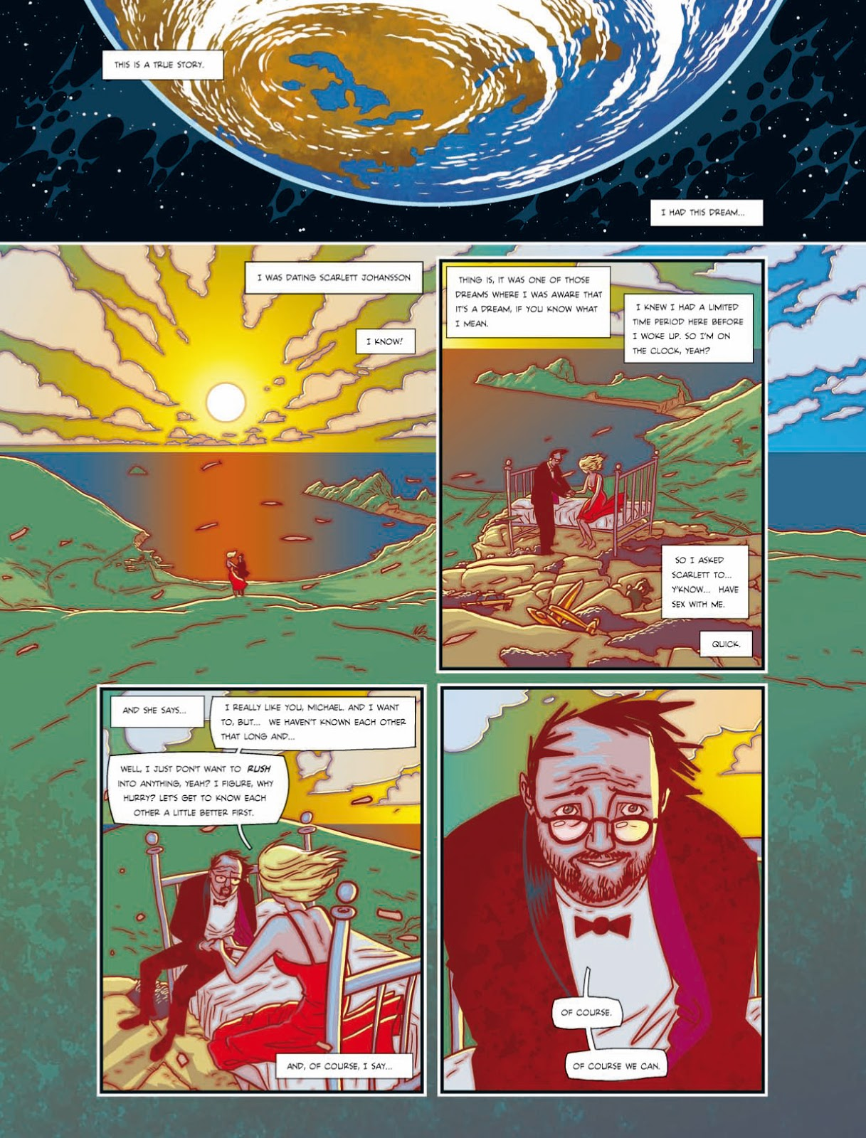 Ordinary graphic novel review