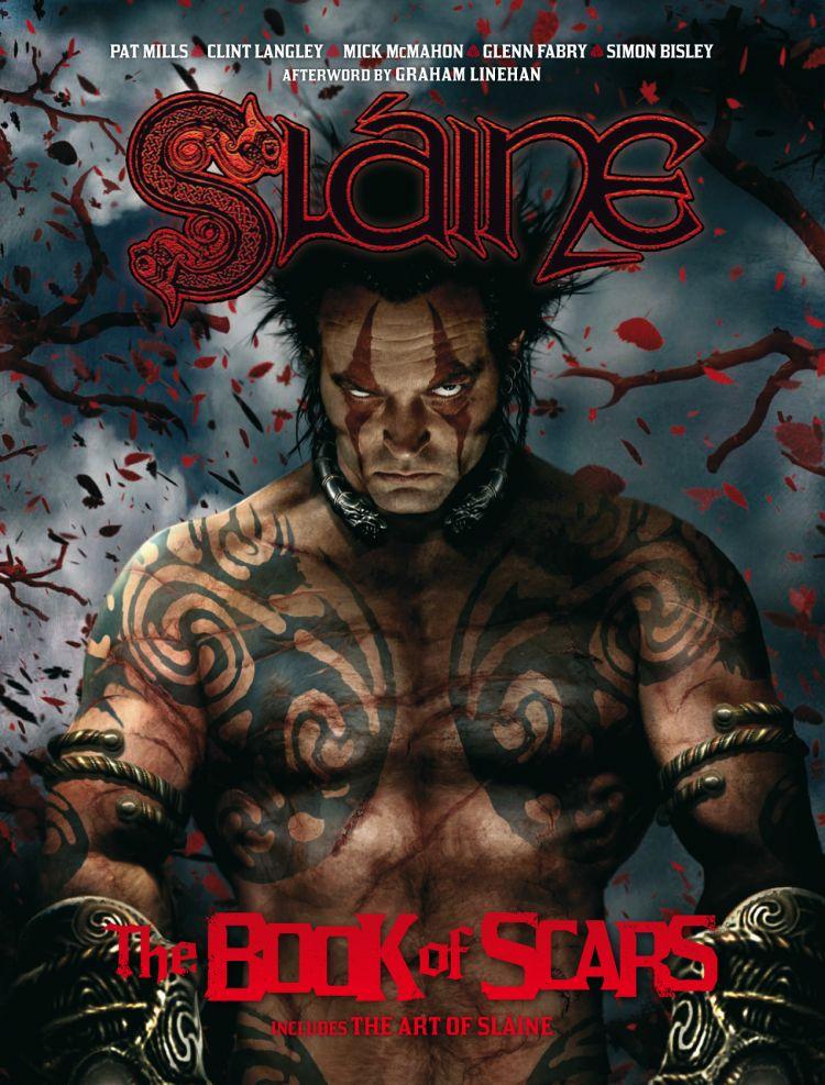 Sláine: The Book of Scars