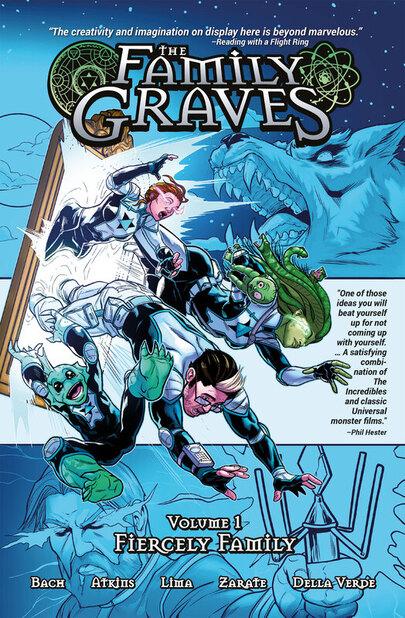 The Family Graves Volume 1: Fiercely Family
