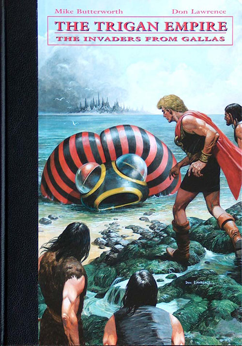 The Trigan Empire: The Collection – The Invaders From Gallas