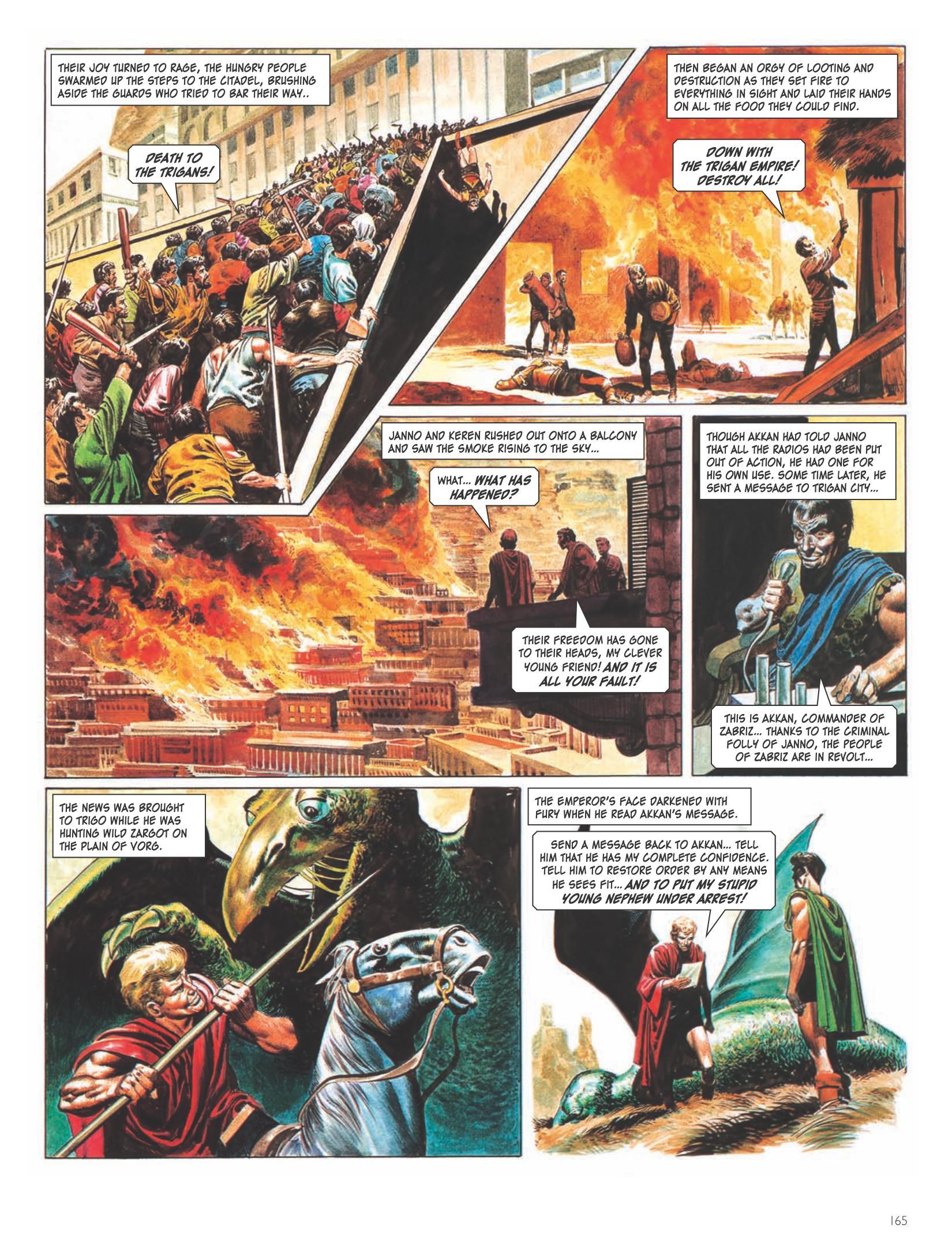 The Trigan Empire Collection Revolution in Zabriz review