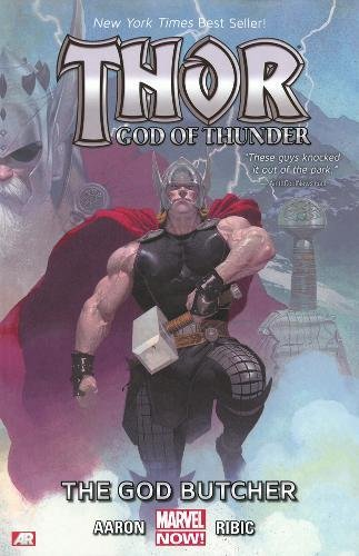 Thor God of Thunder: The God Butcher