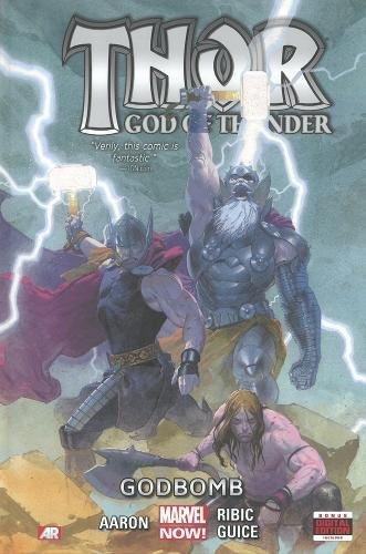 Thor God of Thunder: Godbomb