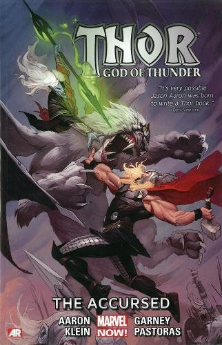 Thor God of Thunder: The Accursed