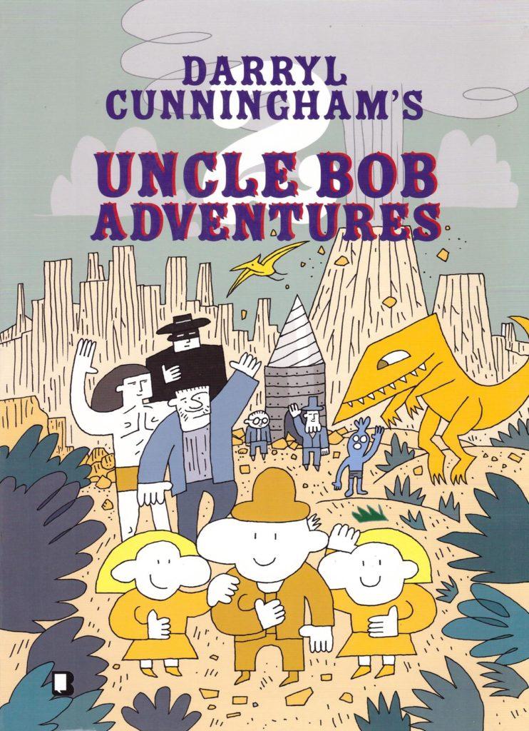 Uncle Bob Adventures Volume One
