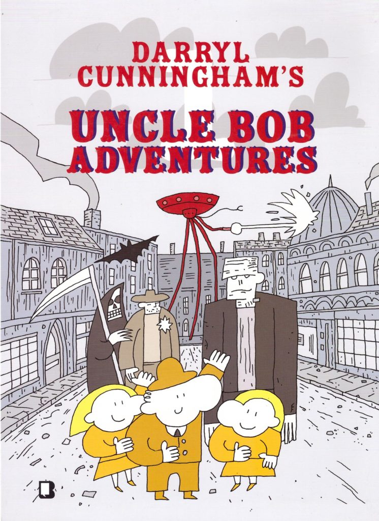 Uncle Bob Adventures Volume Two