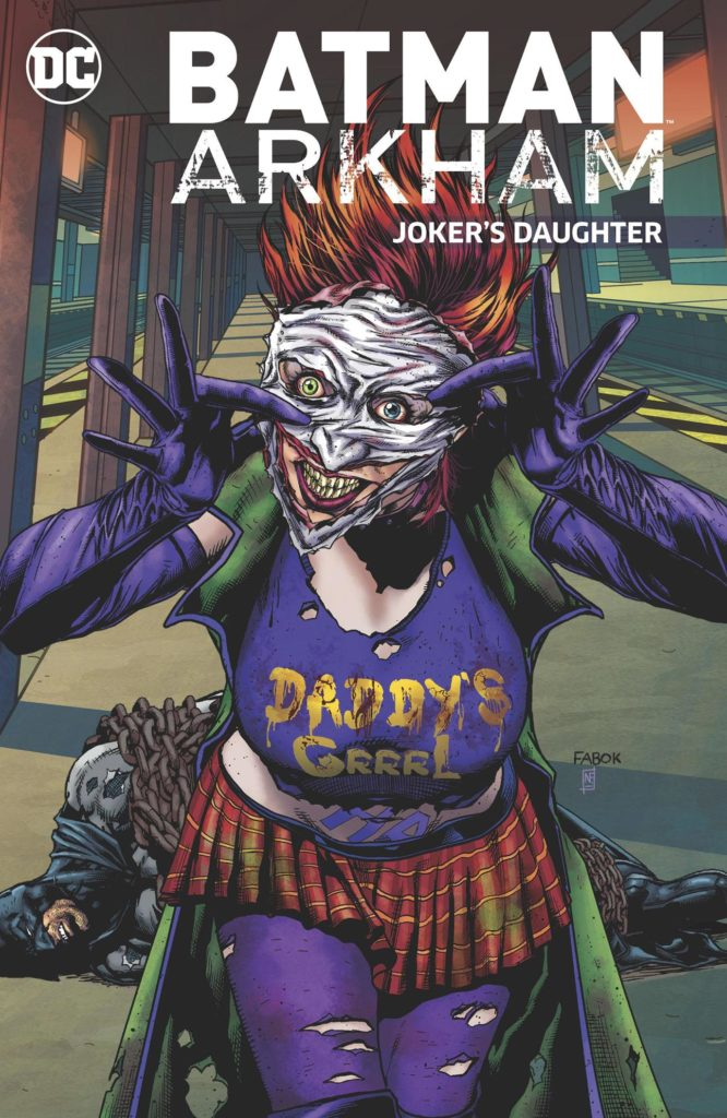 Batman Arkham: The Joker's Daughter